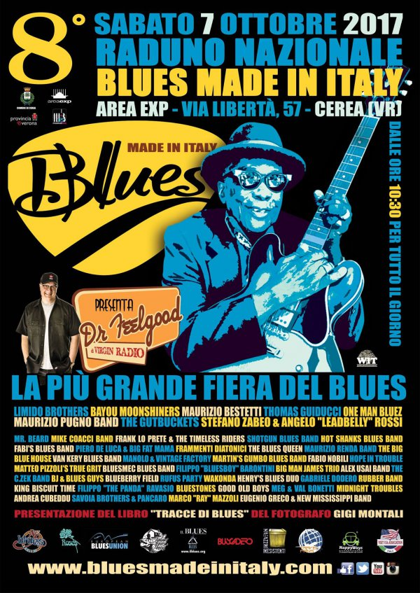 8° raduno nazionale Blues Made In Italy